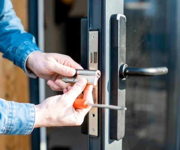 Commercial-Locksmith Services